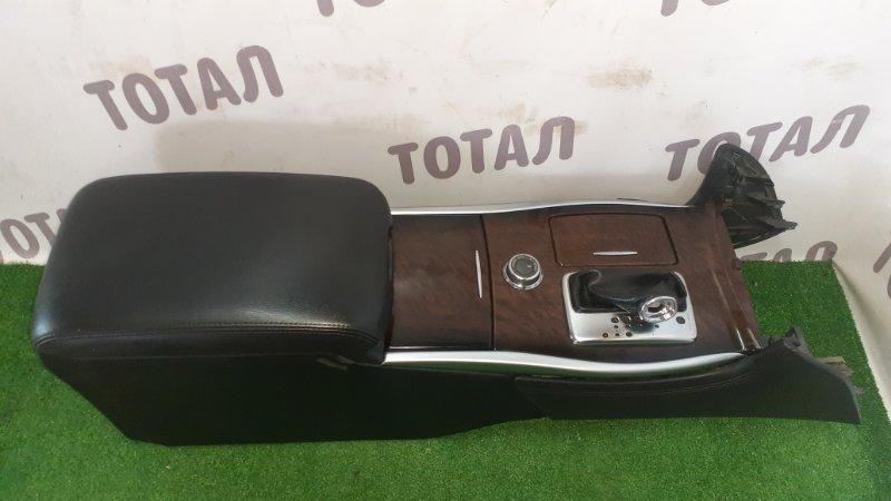 Бардачок между сиденьями Nissan Fuga KNY51 VQ37VHR 2013 (б/у)