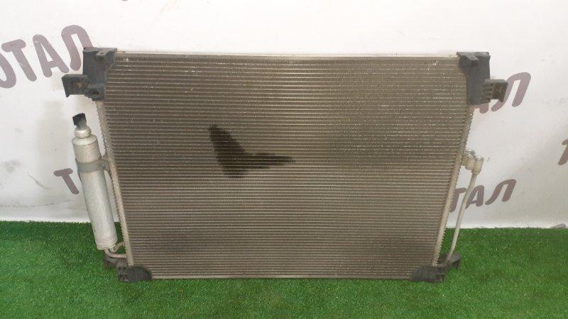 Радиатор кондиционера Nissan Fuga KNY51 VQ37VHR 2013 (б/у)