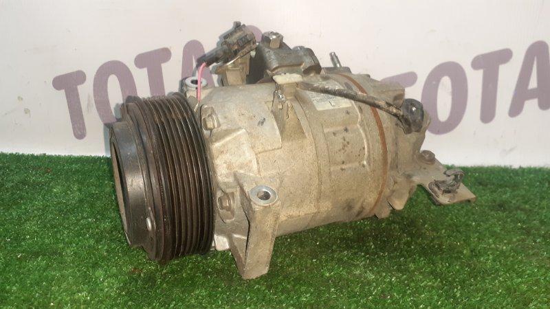 Компрессор кондиционера Nissan Fuga KNY51 VQ37VHR 2013 (б/у)