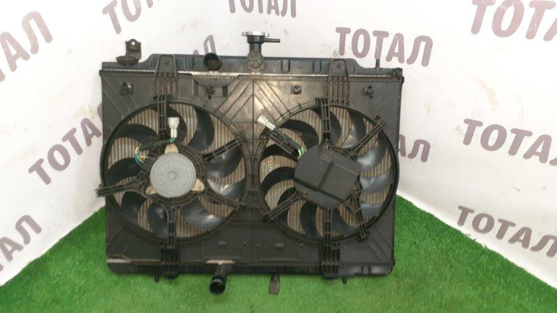 Радиатор двс Nissan X-Trail TNT31 QR25DE 2007 (б/у)