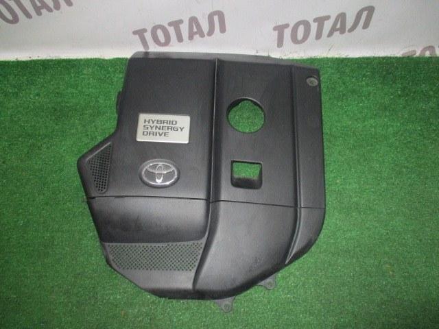 Декоративная крышка двигателя Toyota Kluger MHU28 3MZFE 2005 (б/у)