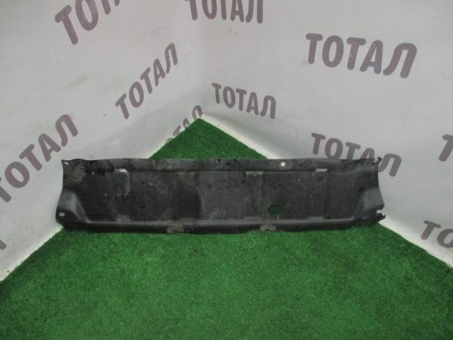 Защита бампера Toyota Kluger MHU28 3MZFE 2005 передняя (б/у)