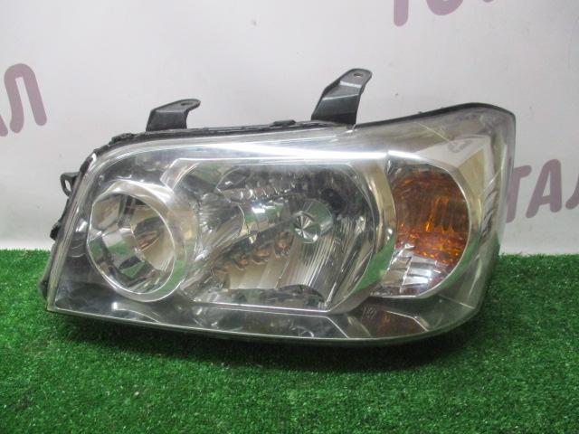 Фара Toyota Kluger MHU28 3MZFE 2005 левая (б/у)