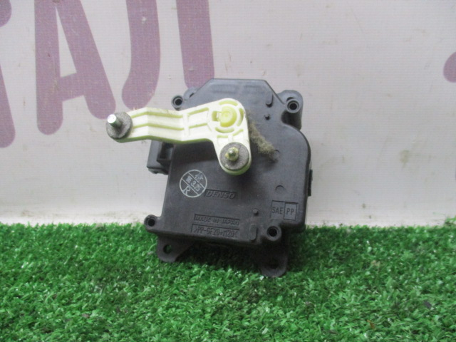 Сервопривод заслонок печки Toyota Kluger MHU28 3MZFE 2005 (б/у)