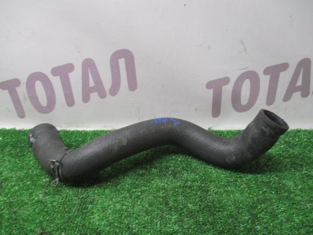 Патрубок радиатора Toyota Kluger MHU28 3MZFE 2005 нижний (б/у)
