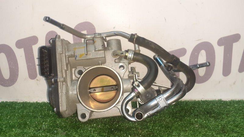 Блок дроссельной заслонки Honda Fit Shuttle GP2 LDA 2012 (б/у)