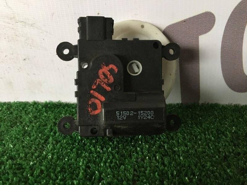 Сервопривод заслонок печки Suzuki Solio MA15S K12B (б/у)