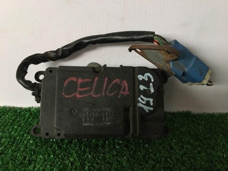 Сервопривод заслонок печки Toyota Celica ST185 3SGTE (б/у)