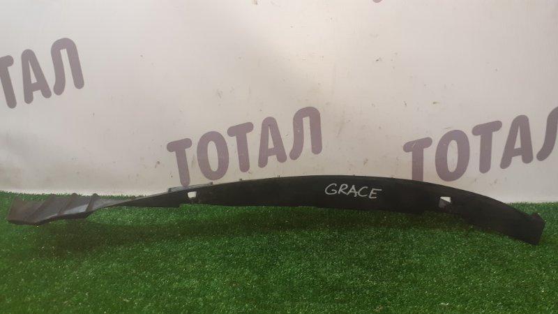 Подкрылок Honda Grace GM4 LEB 2015 передний левый (б/у)