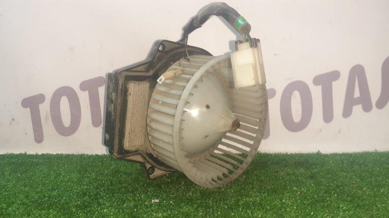 Мотор печки Nissan Presage VNU30 задний (б/у)