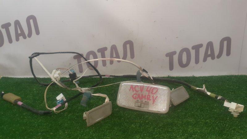 Лампа внутрисалонная Toyota Camry ACV40 2AZFE (б/у)