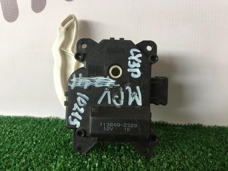 Сервопривод заслонок печки Mazda Mpv LY3P L3VDT (б/у)