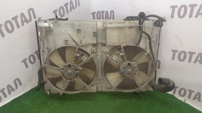 Радиатор двс Toyota Alphard ANH15 2AZFE 2004 (б/у)