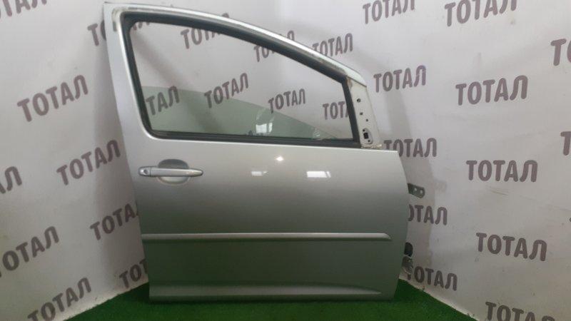 Дверь Toyota Wish ZNE14 1ZZFE 2004 передняя правая (б/у)