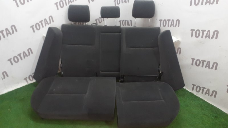 Сиденье Toyota Allion ZZT245 1ZZFE 2006 заднее (б/у)