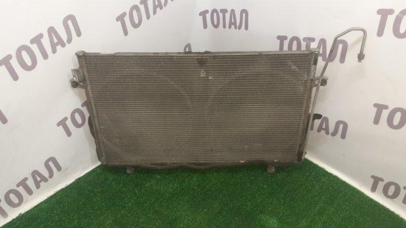 Радиатор кондиционера Nissan Elgrand AVWE50 QD32ETI 1997 (б/у)