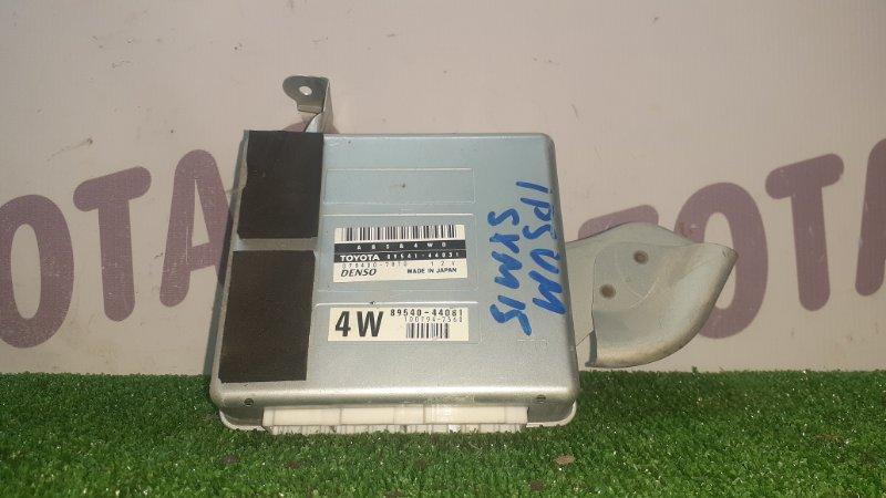 Блок управления 4wd Toyota Ipsum SXM15 3SFE 1999 (б/у)