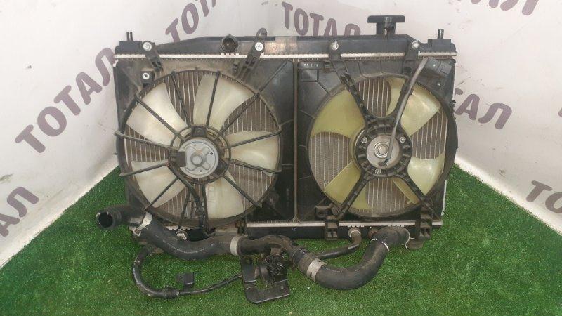 Радиатор двс Honda Civic ES9 LDA 2004 (б/у)