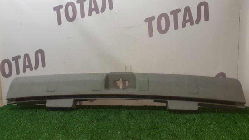 Планка под замок 5-й двери Nissan X-Trail PNT30 SR20VET (б/у)