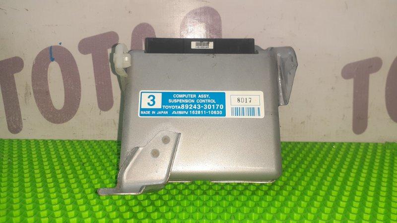 Блок управления подвеской Toyota Crown GWS204 2GRFSE 2008 (б/у)