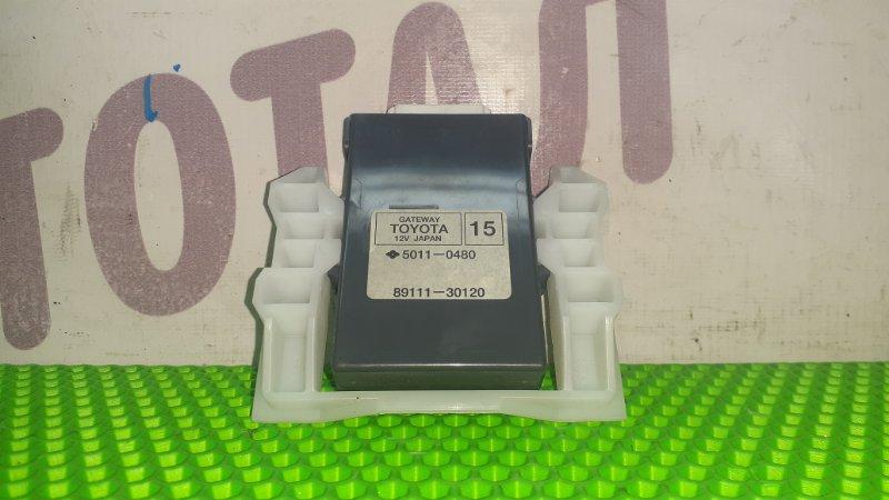 Электронный блок Toyota Crown GWS204 2GRFSE 2008 (б/у)