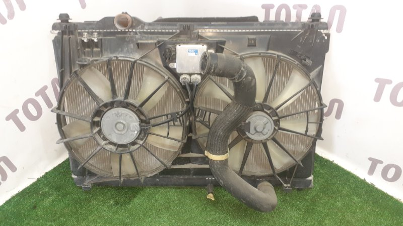 Радиатор двс Toyota Crown GWS204 2GRFSE 2008 (б/у)
