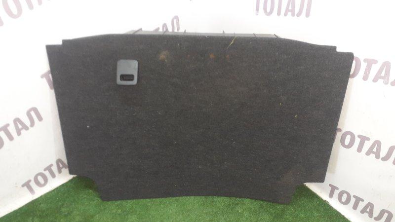 Обшивка багажника Toyota Crown GWS204 2GRFSE 2008 нижняя (б/у)