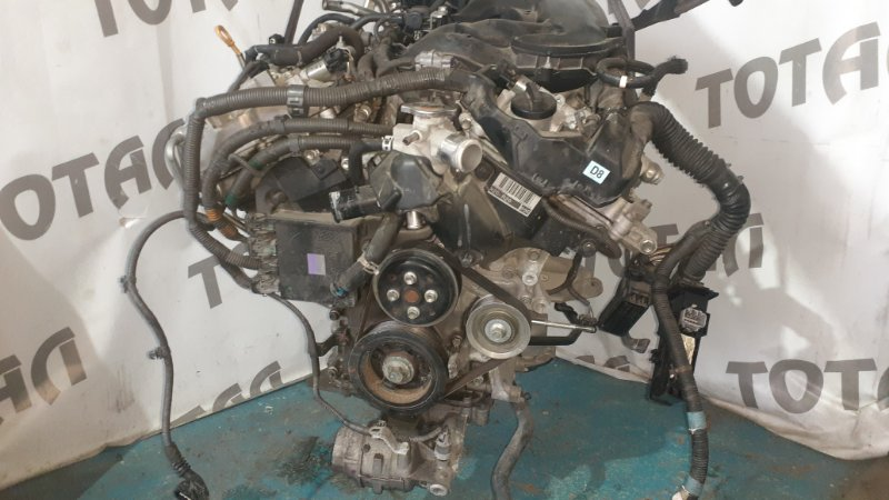 Двигатель Toyota Crown GWS204 2GRFSE 2008 (б/у)