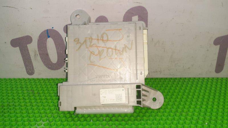 Блок предохранителей Toyota Crown GWS204 2GRFSE 2008 (б/у)