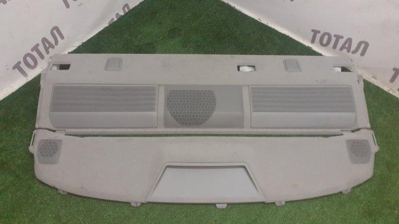 Полка багажника Toyota Crown GWS204 2GRFSE 2008 (б/у)