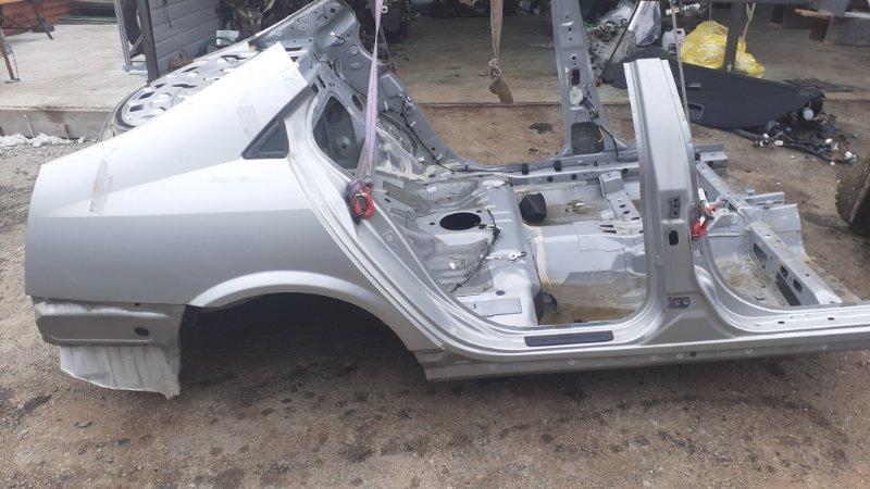 Крыло Nissan Primera TP12 QR20DE 2005 заднее правое (б/у)