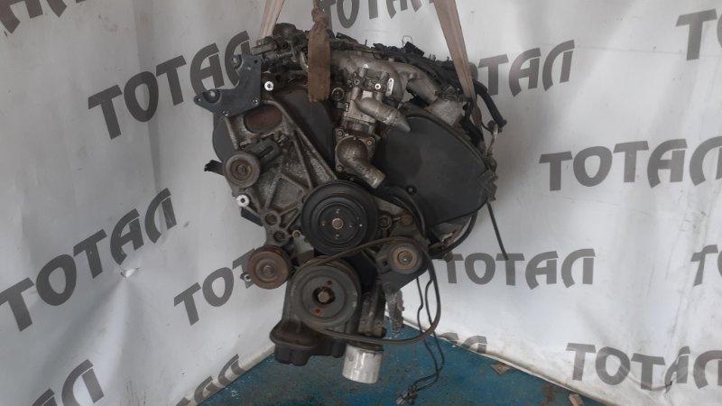 Двигатель Mitsubishi Challenger K99W 6G74 1998 (б/у)