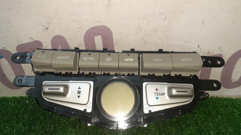 Блок управления климат-контролем Honda Airwave GJ2 L15A 2005 (б/у)