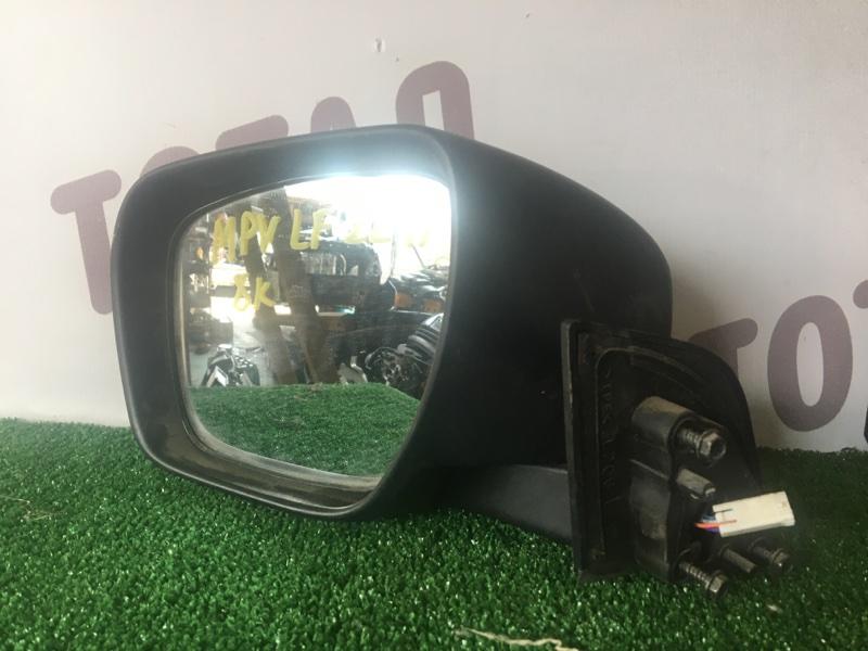Зеркало Mazda Mpv LY3P L3VDT 2009 левое (б/у)