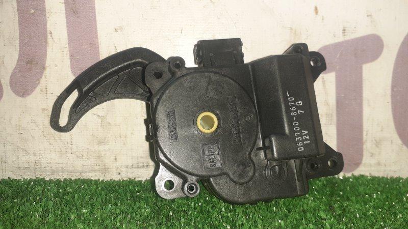 Сервопривод заслонок печки Honda Airwave GJ2 L15A 2005 (б/у)