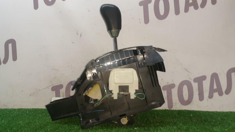 Рычаг переключения кпп Nissan Teana PJ31 VQ35DE 2004 (б/у)