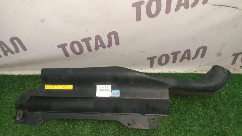 Воздухозаборник Nissan Teana PJ31 VQ35DE 2004 (б/у)
