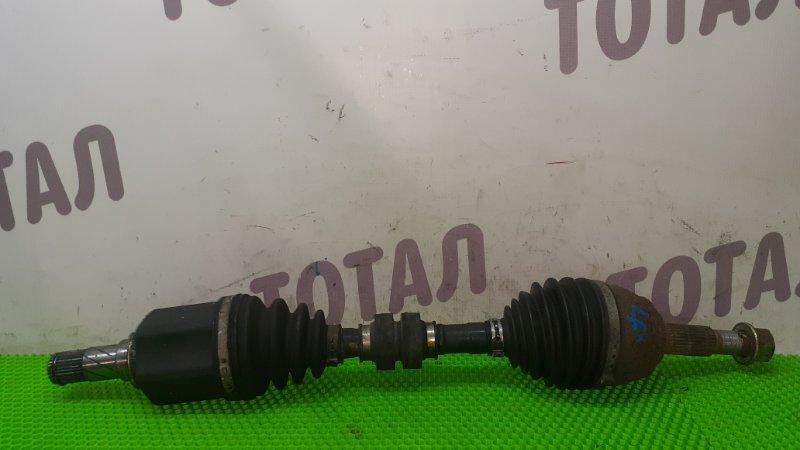 Привод Nissan Teana PJ31 VQ35DE 2004 передний левый (б/у)