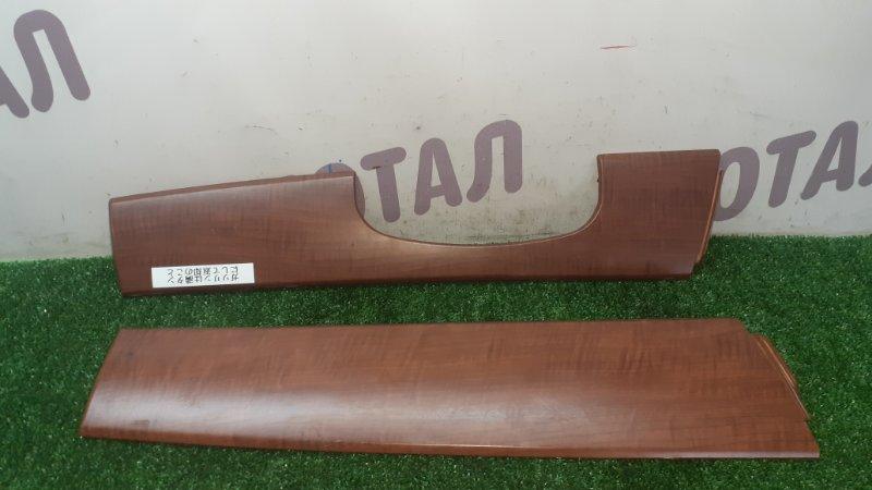Декоративная накладка Nissan Teana PJ31 VQ35DE 2004 (б/у)