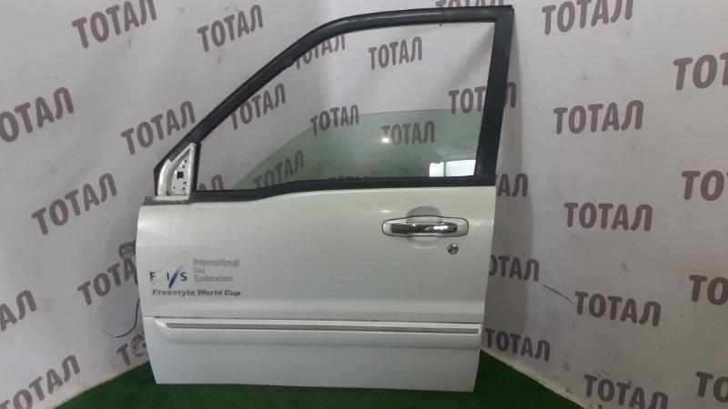 Дверь Suzuki Grand Escudo TX92W H27A 2003 передняя левая (б/у)