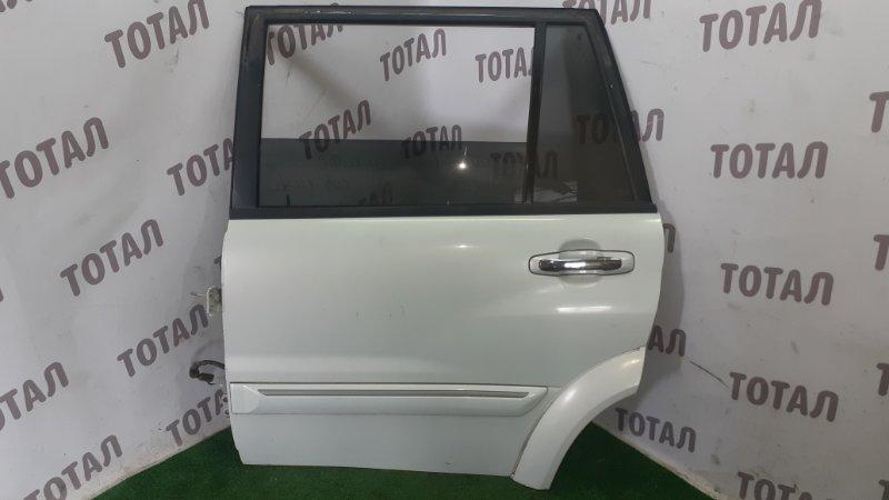 Дверь Suzuki Grand Escudo TX92W H27A 2003 задняя левая (б/у)