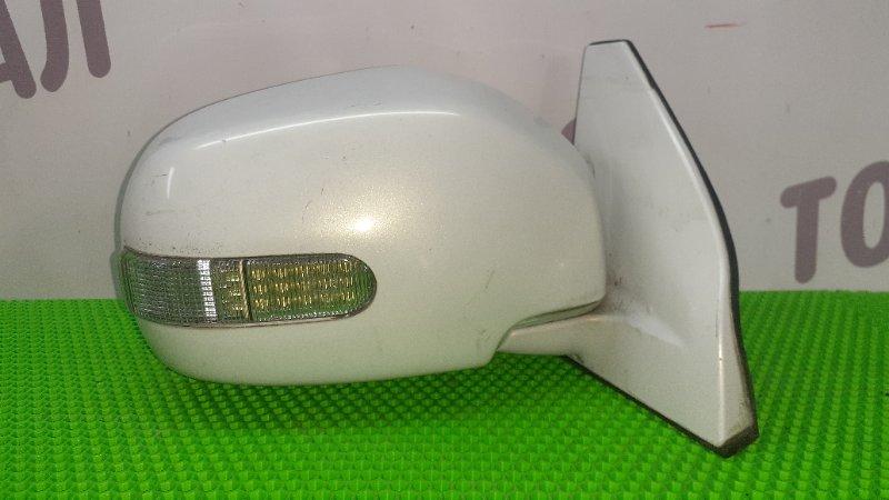 Зеркало Suzuki Grand Escudo TX92W H27A 2003 правое (б/у)