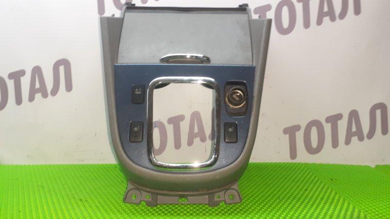 Консоль кпп Suzuki Grand Escudo TX92W H27A 2003 (б/у)