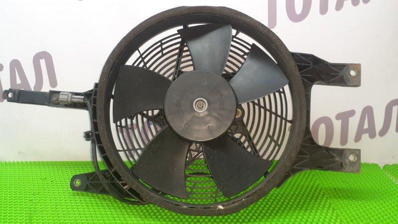 Вентилятор радиатора кондиционера Nissan Elgrand AVWE50 QD32ETI 1997 правый (б/у)
