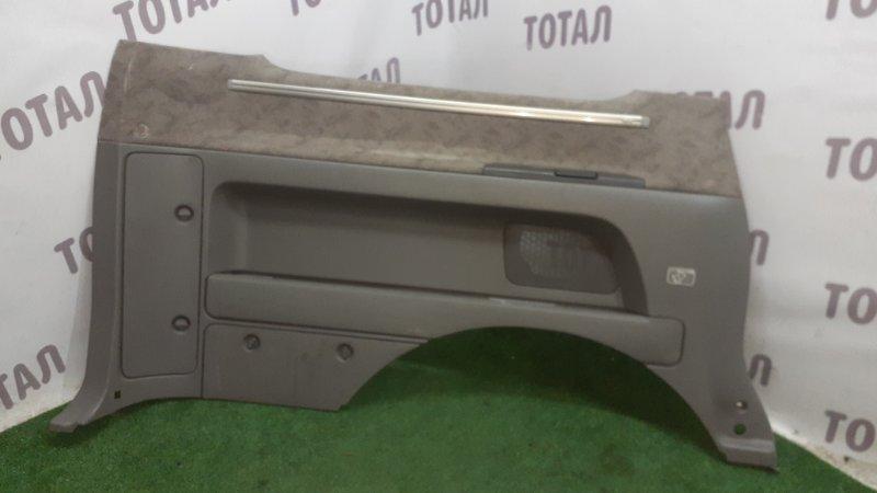 Обшивка багажника Nissan Elgrand AVWE50 QD32ETI 1997 задняя левая (б/у)