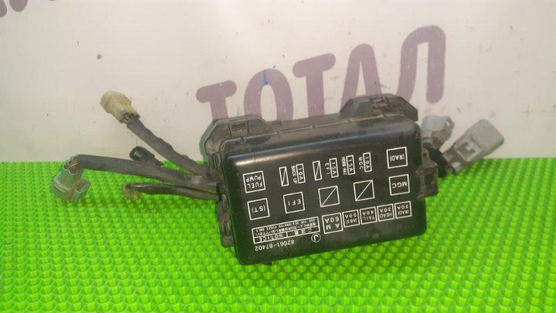 Блок предохранителей под капот Toyota Cami J100E HC-EJ 2000 (б/у)
