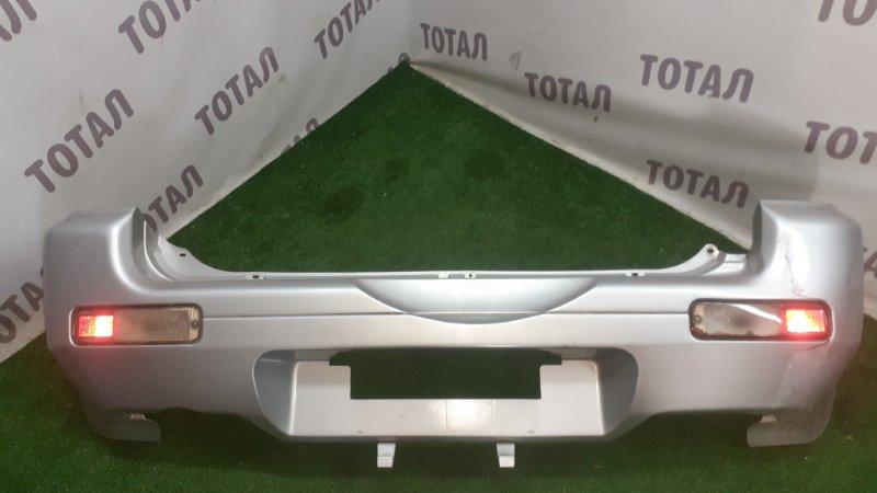 Бампер Toyota Cami J100E HC-EJ 2000 задний (б/у)