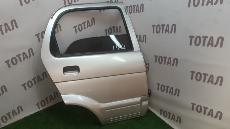 Дверь Toyota Cami J100E HC-EJ 2000 задняя правая (б/у)