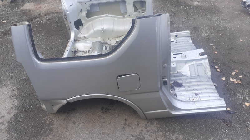 Крыло Mazda Az-Offroad JM23W K6A 2005 заднее правое (б/у)