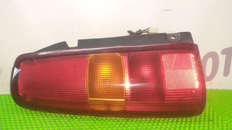 Стоп-сигнал Mazda Az-Offroad JM23W K6A 2005 задний левый (б/у)